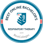 best online bachelors respiratory therapy 2019