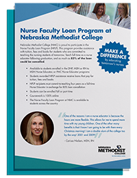 Nurse Faculty Loan Program Guide