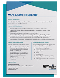 MSN Nurse Educator Degree Guide