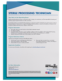 Sterile Processing Technician Certificate Guide