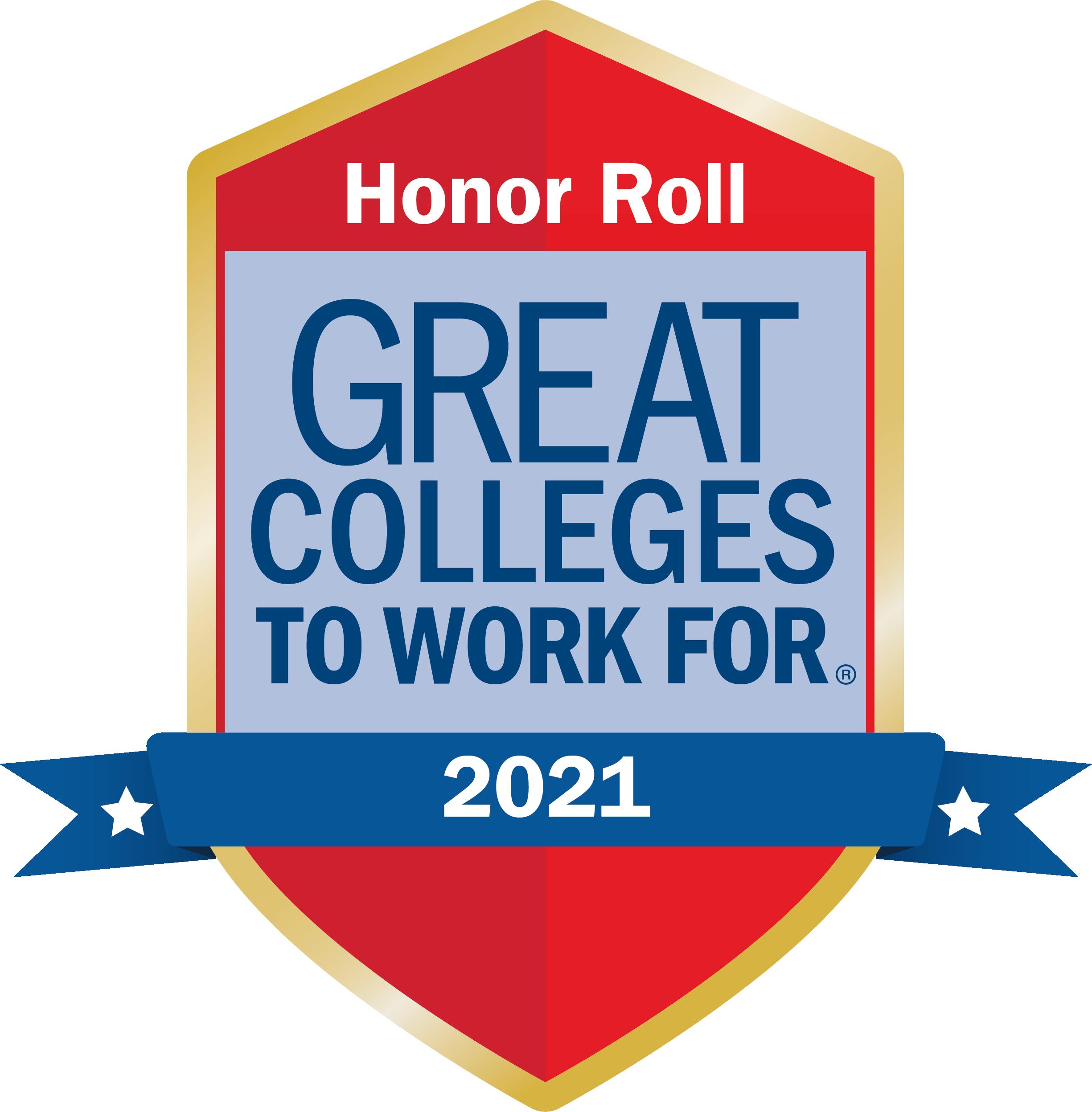 2021 Honor Roll Logo